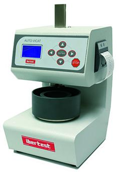 AUTOVICAT - Aparato automatico de ensayo de fraguado de cementos