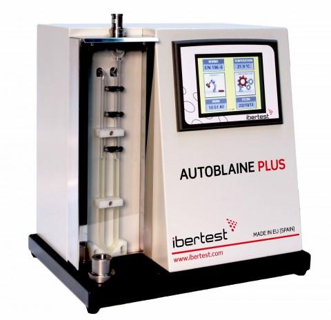 AUTOBLAINE PLUS for automatic blaine tests of cements