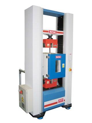 máquina electromecánica ensayo materiales tempertura