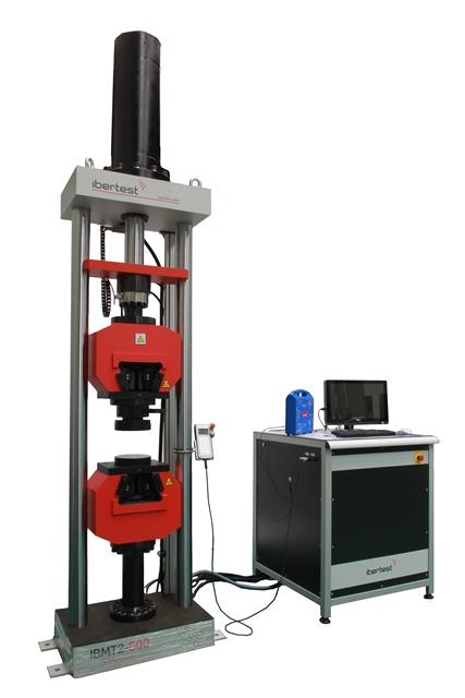 Maquina de ensayos universal IBMT2 600 MD2W