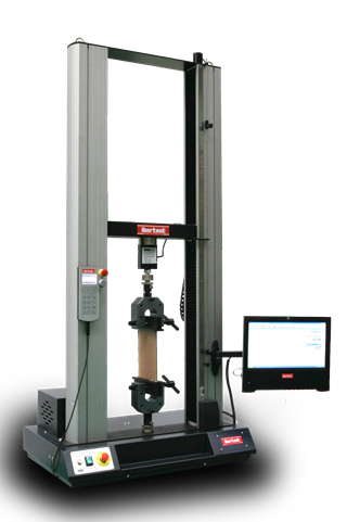 Special clamping width tensile test