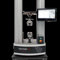 Electromechanical desktop testing machine – Serie TESTCOM