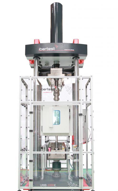Máquinas de ensayo hidráulicas