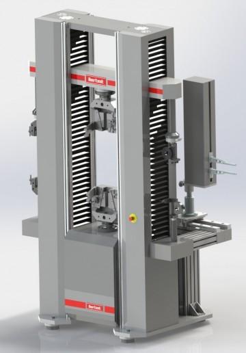 electromechanical testing machine triple test space