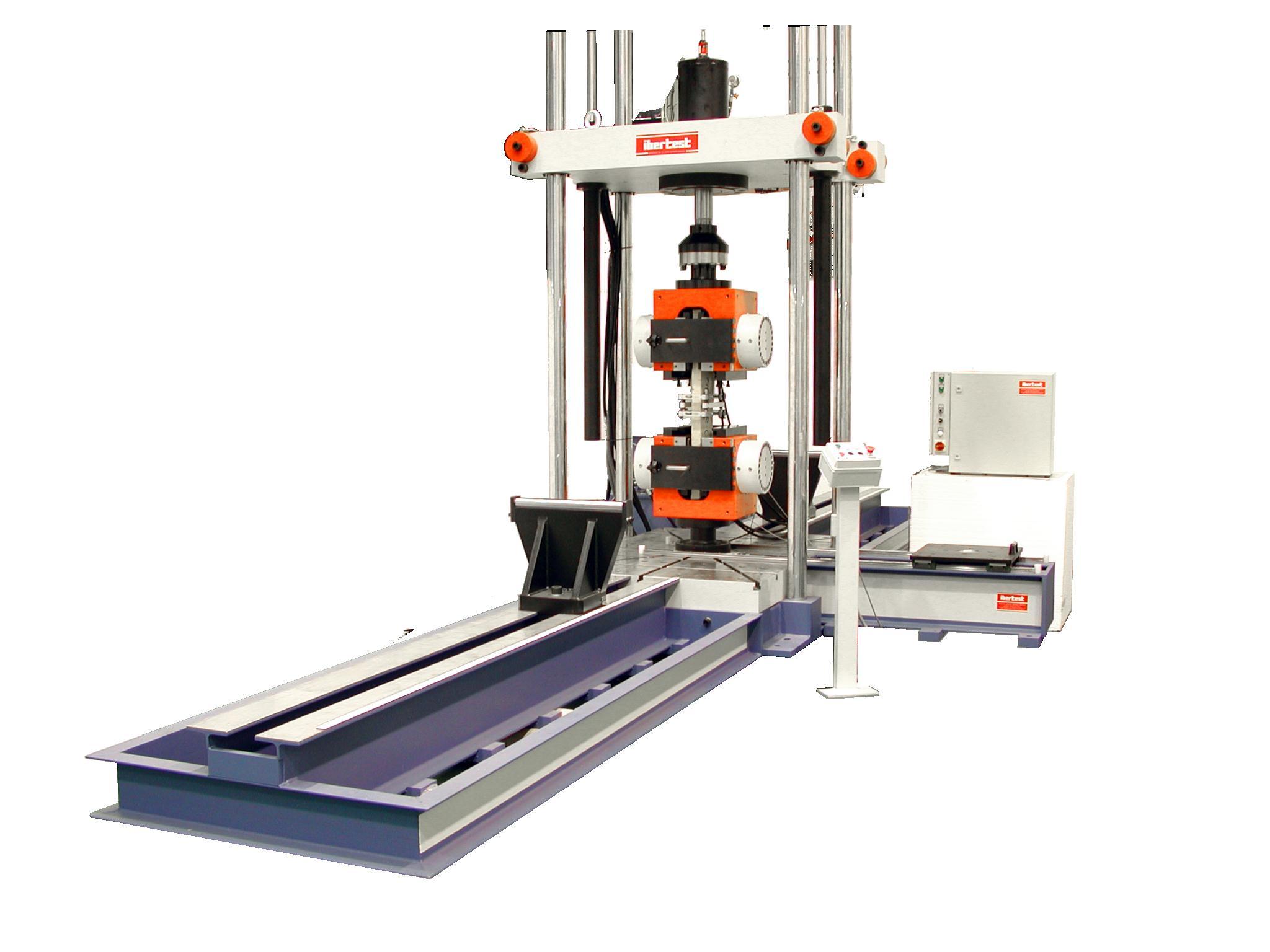 portico-ensayo-traccion-compresion-flexion-maderas