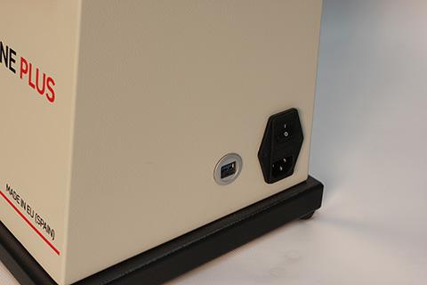 Conexión USB AutoBlaine Plus