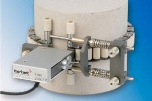 IB-MFU4- Sistema de medida de la deformación diametral a compresión