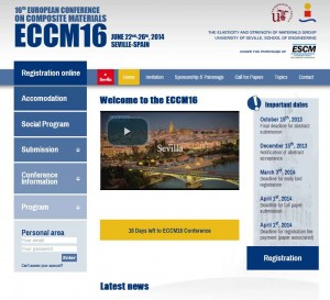 International Conference in Composite Materials ECMM16