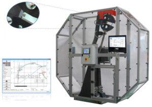 Pendulo Charpy Instrumentado - IBERTEST