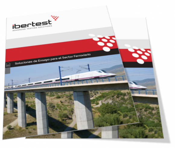 Testing Solutions for Railway Components by IBERTEST