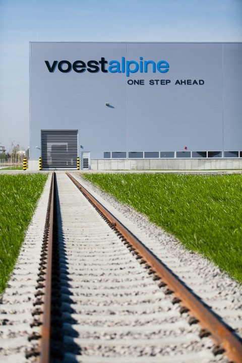 voestalpine facilitie