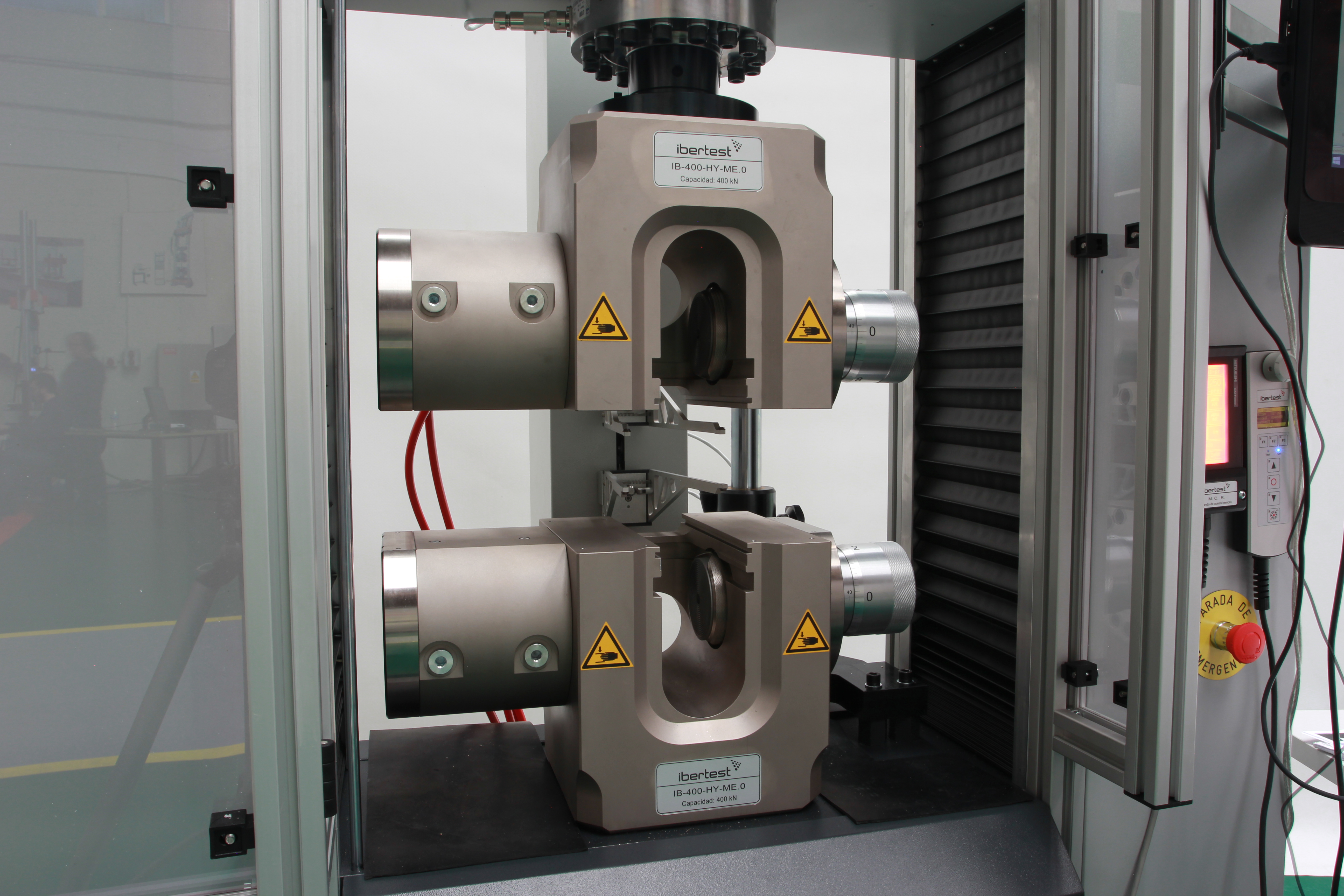 Electromechanical Material Testing Machine Eurotest