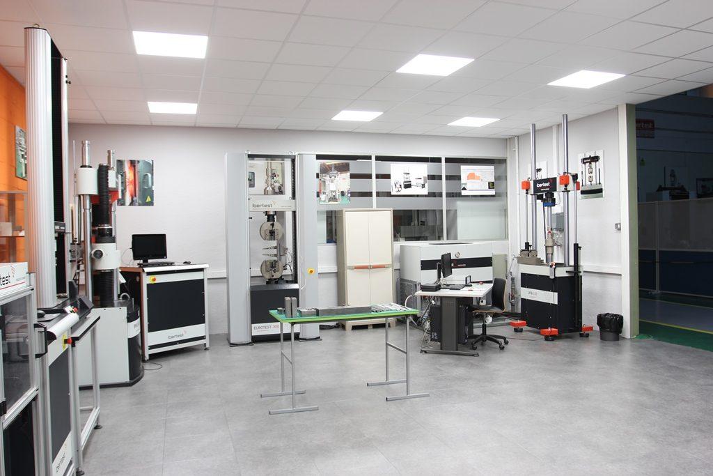 Sala de exposiciones - Dinámica