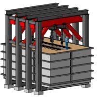 Railway Infrastructure Fatigue Test Bench – Trackbox